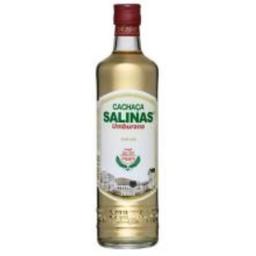 Salinas Cachaça Uburana