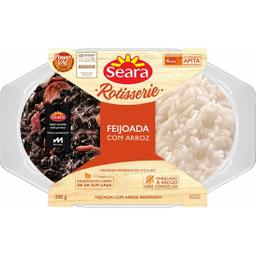 Seara Feijoada Com Arroz Rotisserie