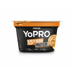 Yopro Iogurte Proteína Pasta de Amendoim e Banana