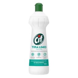 5% em 3 Unid Cif Limpador Banheiro F Tira Limo Spray Com Cloro