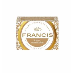 Sabonete Francis Clássico Branco Rosas De Versailles 90G