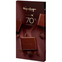 Tablete De Chocolate 70% Cacau 100 g