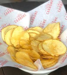 Porção Batata Chips