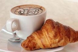 Croissant + Capuccino