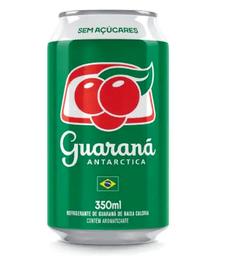 Fanta Guaraná Zero Lata 350 ml