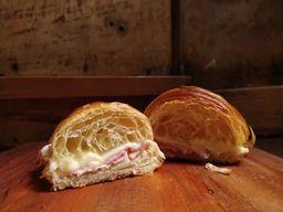 Croissant de Presunto e Queijo - 60g