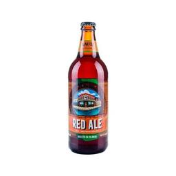 50% de DESCONTO na 2 UND Cerveja Red Ale Nauta Garrafa 600 mL