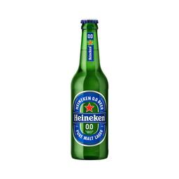 Cerveja Zero Alcool Heineken Long Neck 330 mL
