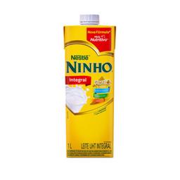 Leite Uht Integral Ninho 1 L