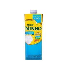 Leite Uht Semi Desnatado Ninho Levinho 1 L