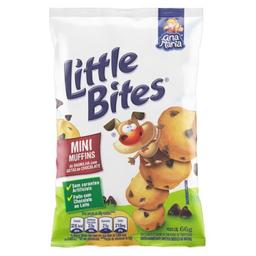 Mini Muffin Little Bites Baunilha 66 g