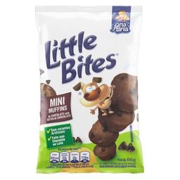 Mini Muffin Littlebite Chocolate 66 g