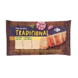 Pão Alho Carrefour 320 g