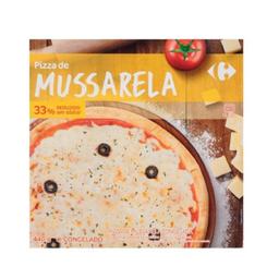 Pizza Carrefour Mussarela 440 g