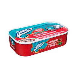 Sardinha Molho Tomate Coqueiro 125 g