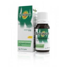 Buscopan 10 Mg Solução Frasco
