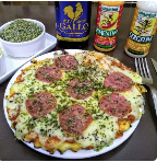 Pizza Brotinho de Calabresa - 210g