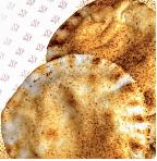 Pão Árabe 50g