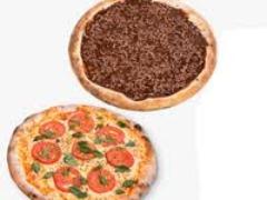 Combo Promocional: 1 Pizza Grande +  1 Broto doce