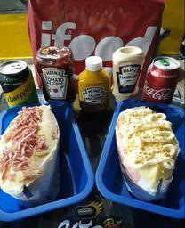 Hot Dog Tradicional Bacon Catupiry