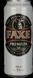 Cerveja Premium Faxe 500 mL