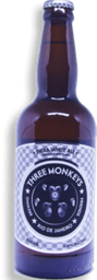 Cerveja India White Ale - Three Monkey