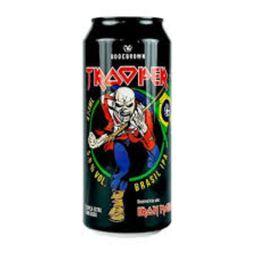 Cerveja Trooper Brasil IPA - Bodebrown