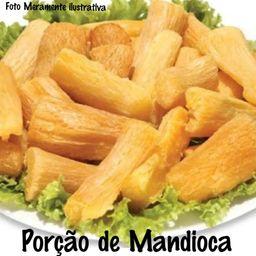 Porção de Mandioca 600g