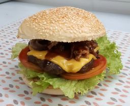 Combo Garage Burger