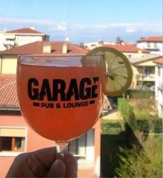 Taça Garage Gin 580ml