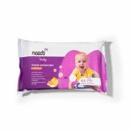 Needs Lenços Umedecidos Baby Camomila