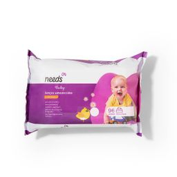 Lenços Umedecidos Needs Baby Camomila
