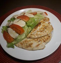 Frango e Salada - CÓD. 350
