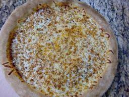 Pizza de Alho Frito - Grande