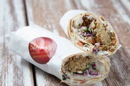 Kebab de Falafel Vegano