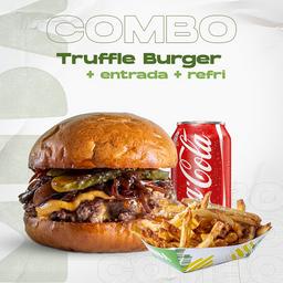 Combo Truffle Burger