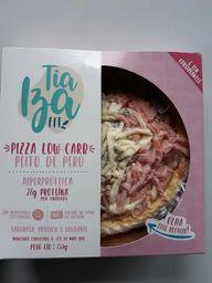Pizza Low Carb e Peru - 15cm