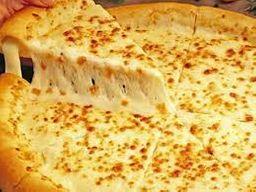 Pizza de Três Queijos - Grande