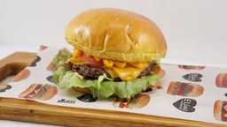 Broadway Burger Cheddar