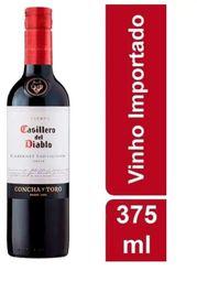 Vinho Casillero Del Diablo 375ml