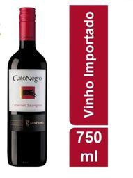 Vinho Gato Negro 750ml