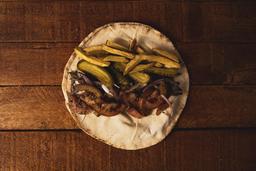 Combo 4 Kebabs da Casa