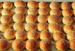 Pão Hamburguinho
