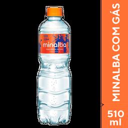 Minalba Com Gás 510 ml