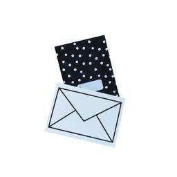 Cartão Unitário Carta