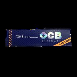 Seda Ocb Azul Grande + Filtro