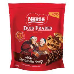 Dois Frades Nestle Chocolate Gotas Meio Amargo