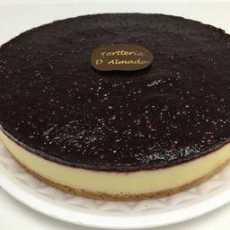Cheesecake Frutas Vermelhas - Individual