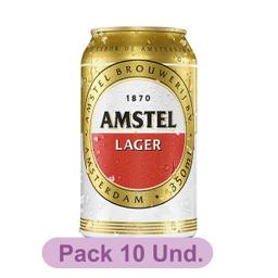 Cerveja Amstel Lt