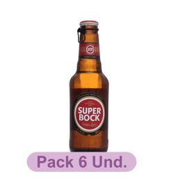 Cerveja OriGinal Mini Super Bock